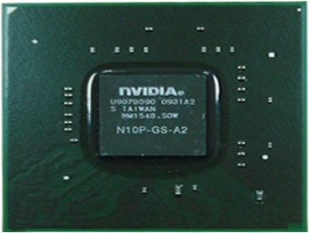 NVIDIA N10P-GS-A2 Notebook Chipset