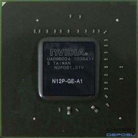 NVIDIA N12P-GE-A1 Notebook Chipset
