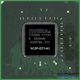 NVIDIA N12P-GT1-A1 Chipset